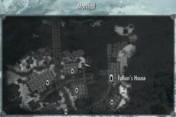 Falions House Location