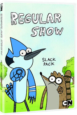 RegularShow SlackPack