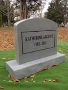 Kate&#39;s Grave
