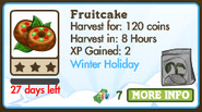 Fruitcake Market Info