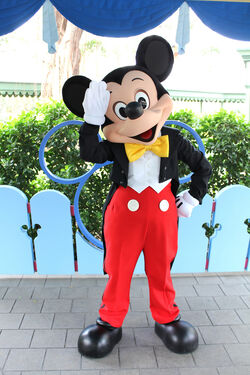 Mickey HKDL