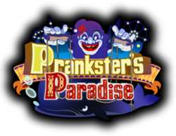 Prankster&#39;s Paradise Logo KH3D