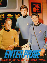 Enterprise RPG cover