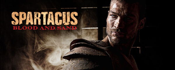 Spartacus blood and sand 2010 960x385 mueller andyW 01 wLogo