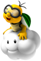 Lakitu Artwork