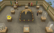 Varrock museum second floor