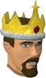 King Roald chathead