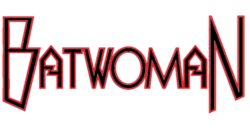 Batwoman vol1 logo