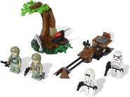 Endor Rebel Trooper & Imperial Trooper Battle Pack