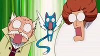 Reedus, Makarov, And Happy shocked