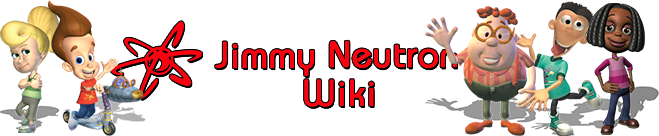 Jimmy Neutron Wiki wordmark - larger