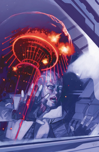 Invasion Issue Three cover