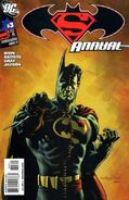 Superman Batman Annual 3