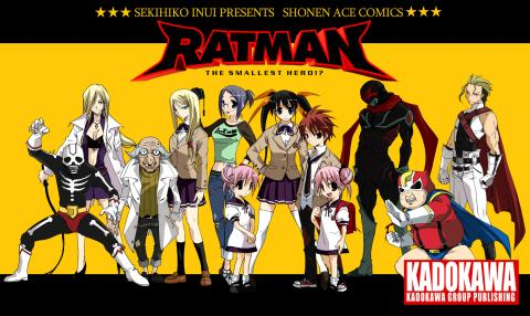 [Mangas] Ratman Ratman_page