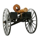 Civil War-Era Gatling Gun