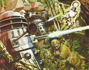 Brotherhood of the Daleks preview