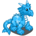 Snowflake Dragon-icon