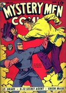 Mystery Men Comics Vol 1 18