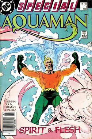 Cover for Aquaman Special #1
