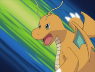 EP374 Dragonite usando garra dragn