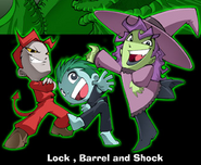 Lock, Barrel and Shock