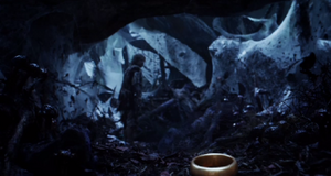 The Hobbit-An Unexpected Journey-Gollum's Cave&One Ring1