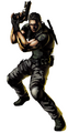 Chris Redfield MvsC3-FTW
