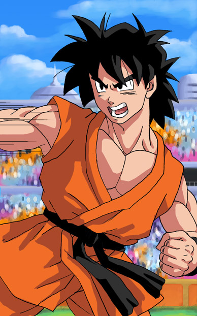 DBZ Teen Goten Fighting by Risachantag jpgFuture Goten