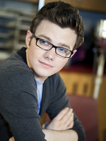 Chris Colfer - Glasses