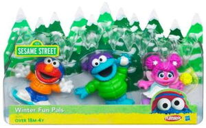 Winter fun pals 2011 hasbro