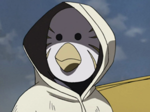Brid-Masked ANBU Captain