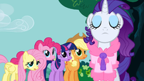 Rarity don't like it S1E14