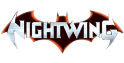 Nightwing vol3 logo