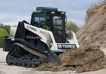 Terex PT-100 skid-loader w tracks - 2009