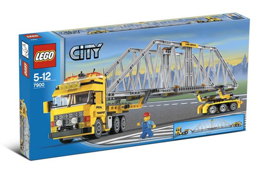 Lego City 7900 Heavy Loader.