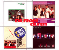 1 Duran Duran - Nite RomanticsCarnivalTiger TigerStrange Behavior toshiba EMI TOCP-6707 8
