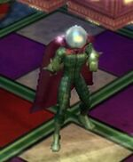 Mysterio from Ultimate Alliance