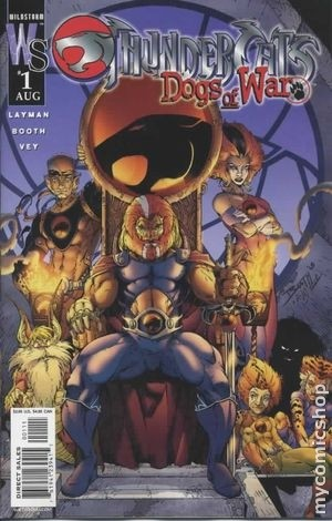 Thundercats Wildstorm on Wildstorm  Comics    Thundercats Wiki