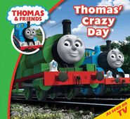 Thomas&#39;CrazyDay(book)