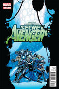 Secret Avengers Vol 1 21