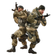 MW3 Spetsnaz B2B