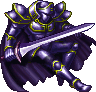 FF4PSP Fell Knight