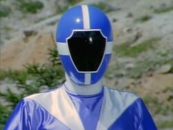 LR Blue Lightspeed Ranger