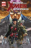 Wolverine and the X-Men Alpha &amp; Omega Vol 1 1