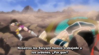 Panppukin y Celipa (Episode Of Bardock)
