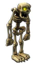 Skeletonmodel