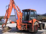 Fiat-Hitachi FB110 backhoe - 2000