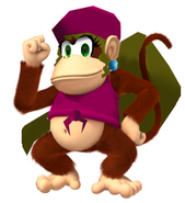Dixie kong 2