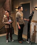 The Recombination Hypothesis Sheldon Leonard and Spock