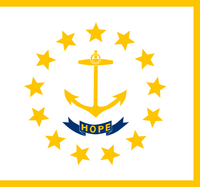 Rhode Island Flag